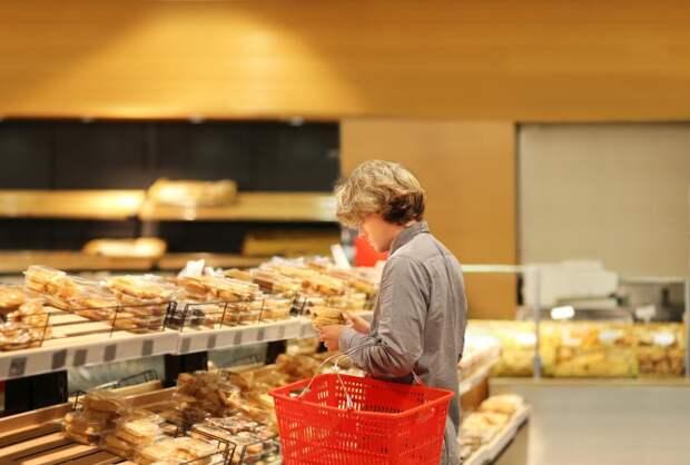 Правительство РФпроконтролирует цены наосновные продукты питания
