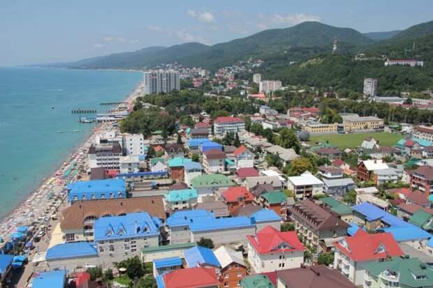 На Кубани летом побывали 6,2 миллиона туристов
