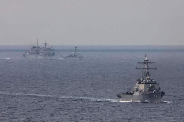 Sohu: НАТО играет с огнем, приближаясь к красной линии Путина в Черном море