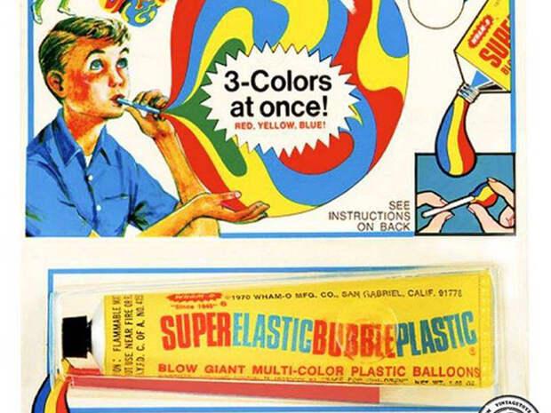 10 ужасающе опасных игрушек XX столетия