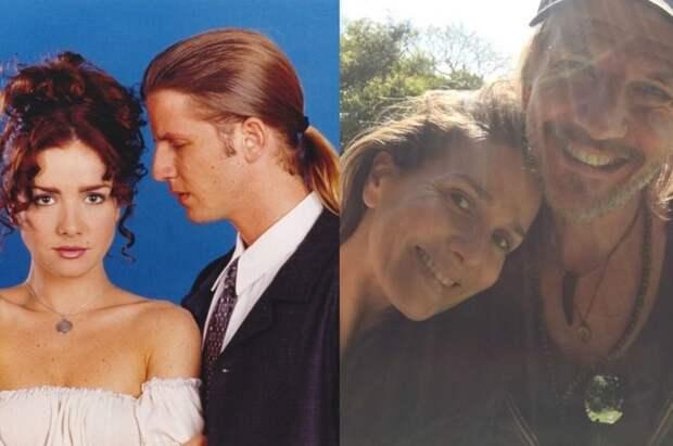 Звезды сериала «Дикий ангел» сделали совместное фото спустя 19 лет после окончания съемок Наталия Орейро, дикий ангел, знаменитости, кино, селфи, сериал, тогда и сейчас, фильм