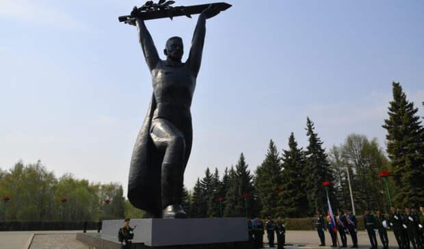 ВОмске почтили память ветеранов