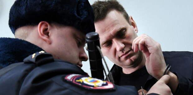 Тюрьма становится благом для Навального – спасает от неминуемой смерти