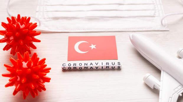 Оперштаб: решения об остановке авиасообщения с Турцией до 30 июня нет