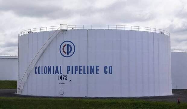 Джо Байден заявил, что хакеры атаковали трубопровод Colonial Pipeline из России