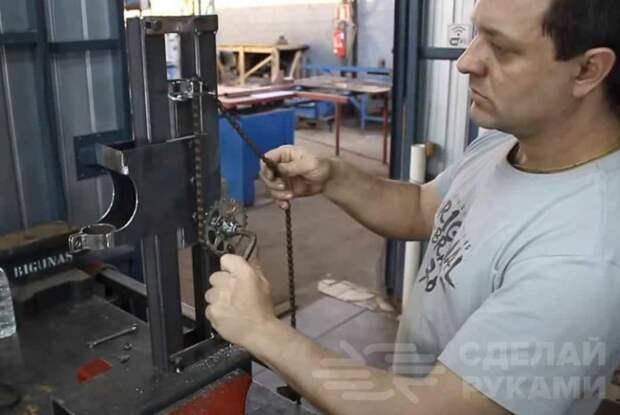 Собираем сверлильный станок своими руками (на основе электродрели)