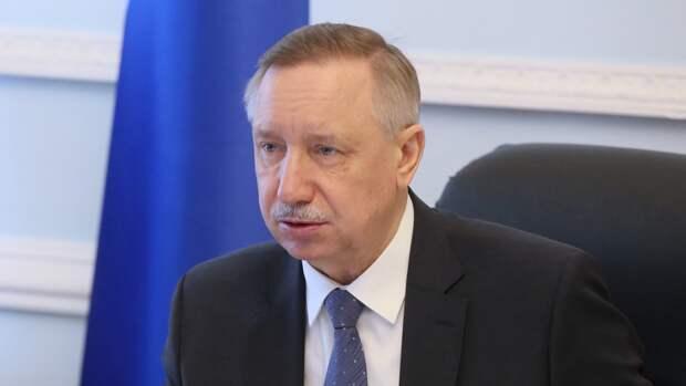 Беглов заявил о развитии научных центров мирового уровня в Петербурге