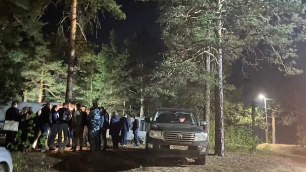 Нижегородская полиция прочесывает лес после убийства 12-летней девочки под Балахной