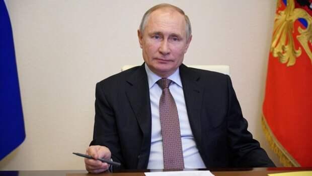 Президент России выступит на пленарном заседании ПМЭФ 4 июня