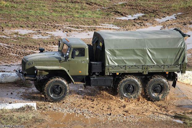 """Универсальный вездеход: какие задачи выполняют """"Уралы"""" в армиях мира"""