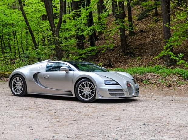 1000 минут с Bugatti Veyron 16.4 Grand Sport Vitesse