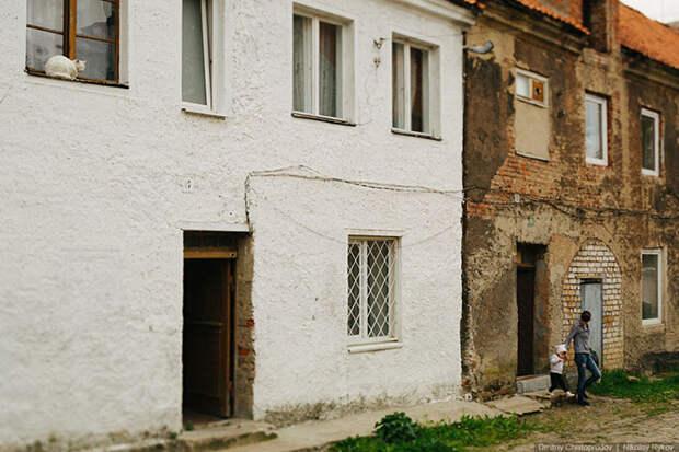 Прогулка по старым немецким городам Калининградской области
