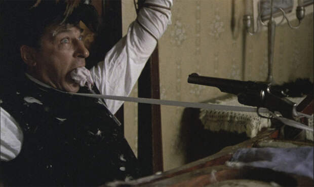 Последняя роль Андрея Миронова в кино