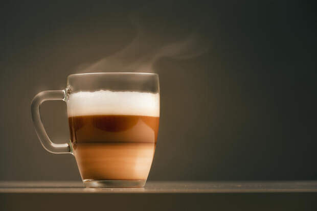 Как приготовить латте в домашних условиях без кофе-машины