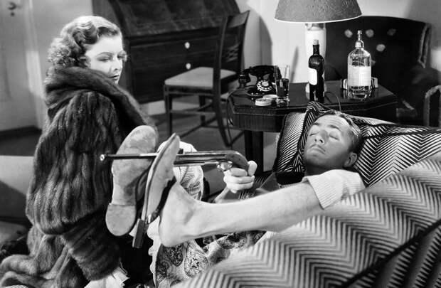 """Кадр из фильма """"Тонкий человек"""" (1934)"""