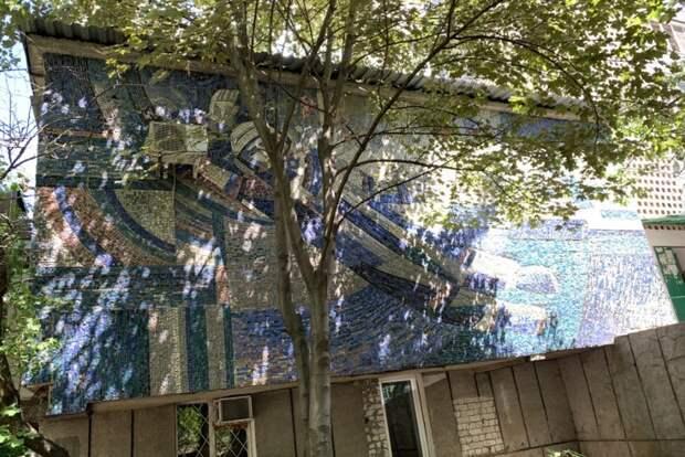Обратная сторона советского наследия: можноли спасти мозаичные панно вСтаврополе