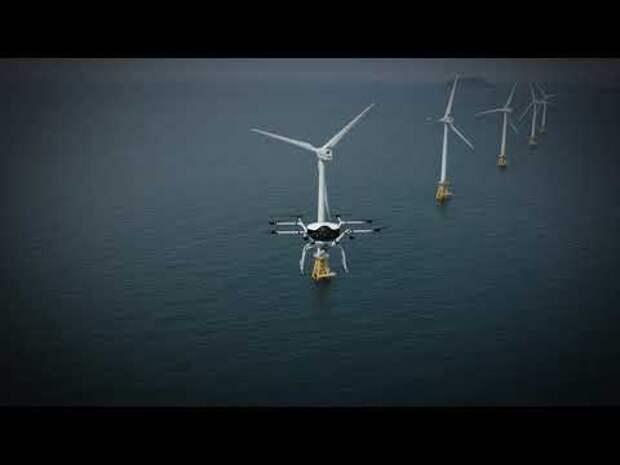 Южная Корея вооружится водородными дронами