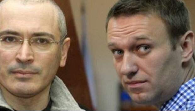 Ходорковский позавидовал Навальному: «выглядит непуганым потому, что по-настоящему его еще не пугали» | Продолжение проекта «Русская Весна»