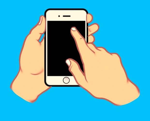 То, как вы держите смартфон, может многое сказать о вашей личности
