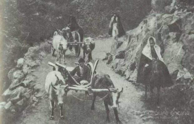 Черкесские ремесленики на Балканах