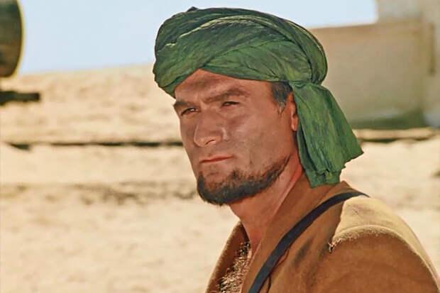 Умер актёр из фильма «Белое солнце пустыни» Кахи Кавсадзе