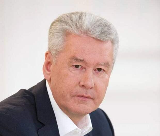 Собянин: По просьбе Ксении Собчак в Москве откроем табличку Борису Немцову