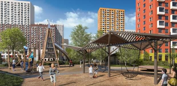В ЖК «Саларьево парк» возведут еще один корпус на 192 квартиры