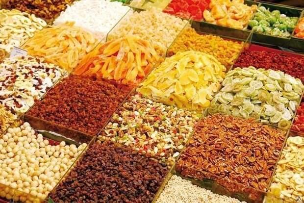 18 самых полезных сушёных продуктов