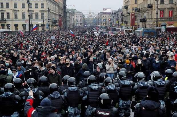 Россия избежала «белорусского сценария» и вот почему