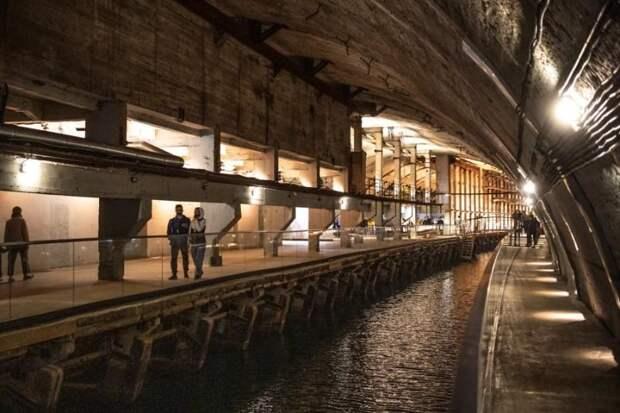 В Балаклаве реконструировали музей подводных лодок