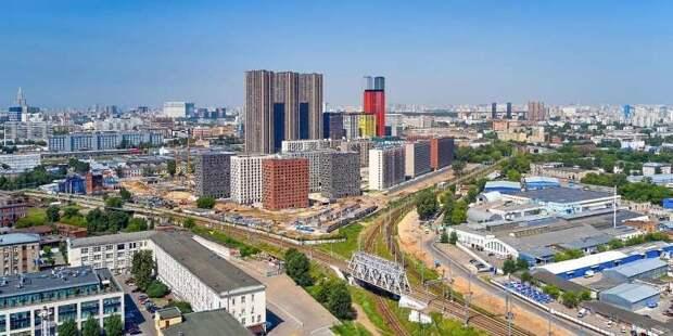 Москва получила премию за цифровую трансформацию среды