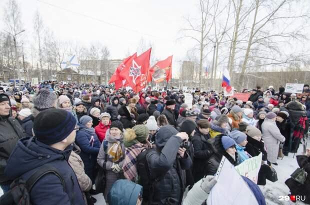 «Мусорные бунты» возвращаются в Россию
