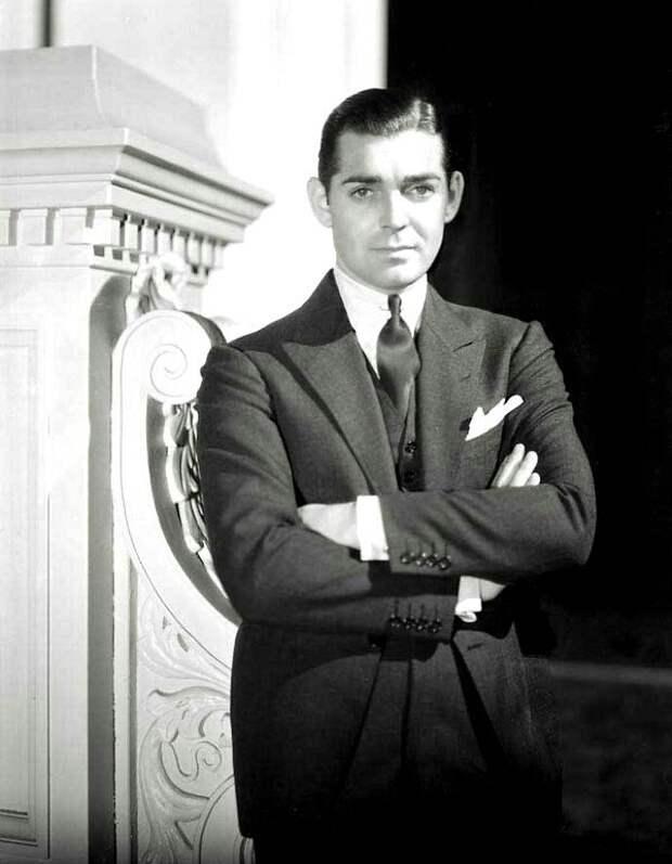 1 февраля 1901 года родился Уильям Кларк Гейбл