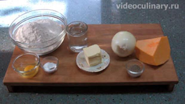 Ингредиенты для приготовления мантов
