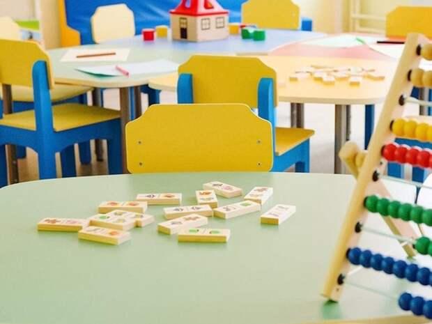 В Московском построят детский сад с бассейном