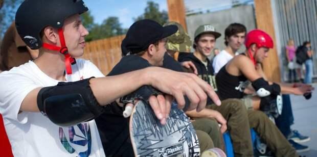 Собянин поздравил москвичей с Днем молодежи Фото: mos.ru