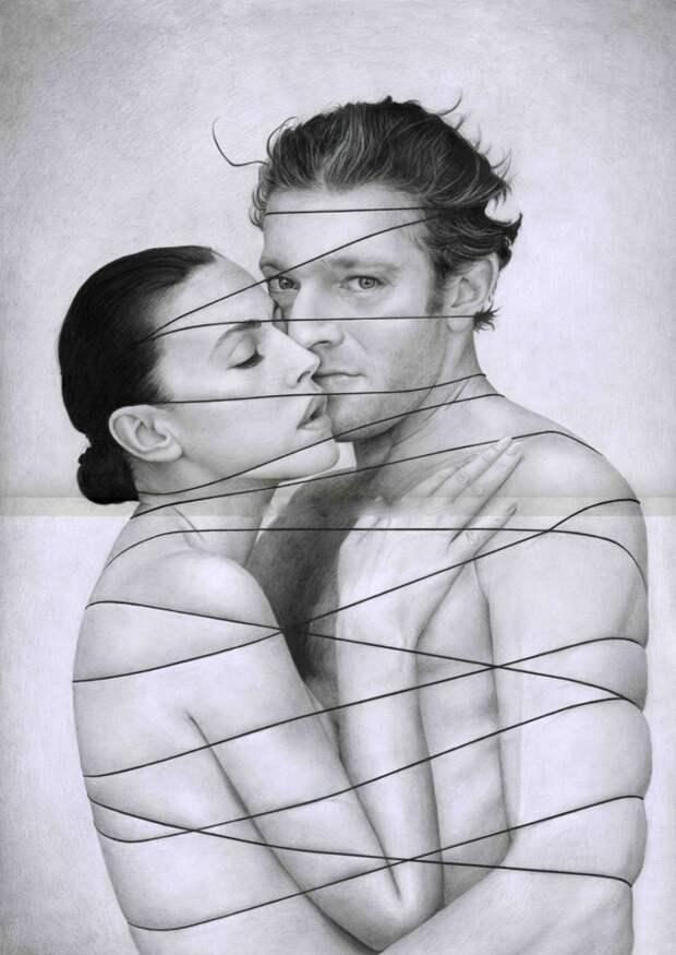 Моника Беллуччи и Венсан Кассель: 10 фото, глядя на которые веришь, что это любовь
