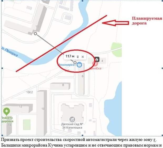 Экоцид автодороги «Лыткарино-Томилино-Красково-Железнодорожный»