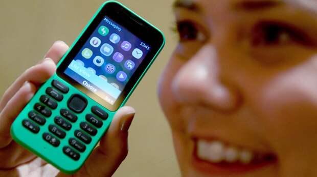 Эксперт рассказал о пользе кнопочных телефонов в наши дни