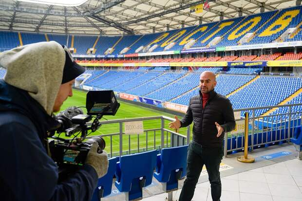 Начались съемки футбольного реалити-шоу о «Ростове». Автором идеи выступил Нобель Арустамян