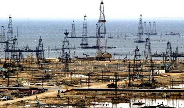 Снижение добычи нефти вАзербайджане предсказывают США