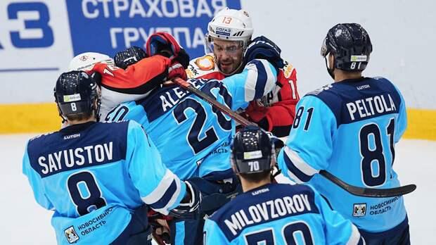 Сенсация вплей-офф КХЛ: скромная «Сибирь» выбила клуб-олигарх изЕкатеринбурга. Иотправила напенсию Дацюка?
