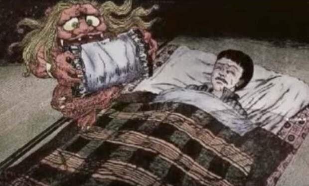 17 страшилок изяпонского городского фольклора, откоторых волосы встанут дыбом