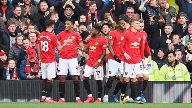«Манчестер Сити» провалил дерби. «МЮ» снова победил, аФернандеш— сочинил гол изничего