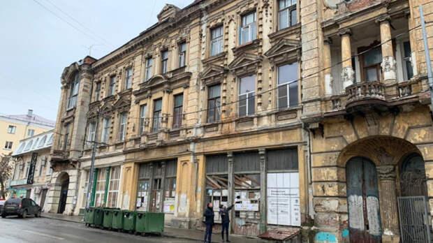 К реновации центра города начали готовиться в Ростове