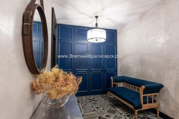Почем в Красноярске продают шикарный лофт с видом на церковь