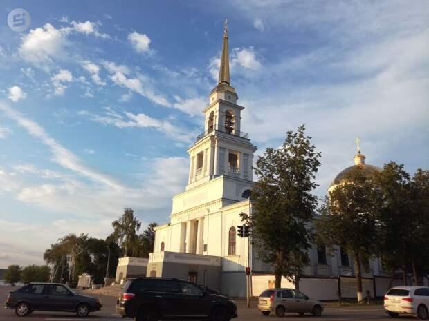 В главном храме Благовещенского собора в Воткинске впервые за 90 лет пройдет богослужение