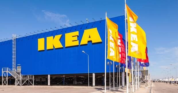 Ikea переведет все свои магазины в России на солнечную энергию