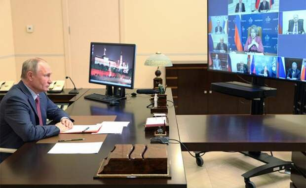 Украина для России: Больше, чем угроза, опасней, чем чума... Что стоит за речью Путина в Совете безопасности?