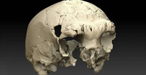 """Археологи обнаружили на востоке Китая останки """"великанов"""" возрастом 5 тыс. лет"""
